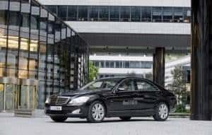 Mercedes Benz S400 Hybrid
