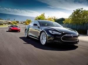 Tesla Modell S und Roadster