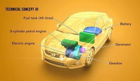 Volvo Range Extender Konzept 3