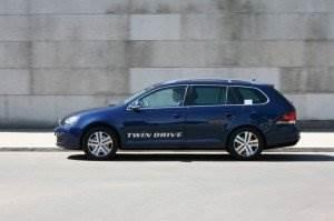 VW Golf Variant twinDRIVE