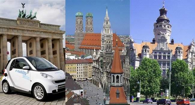 Elektromobilität Deutschland