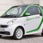 smart fortwo electric 2012