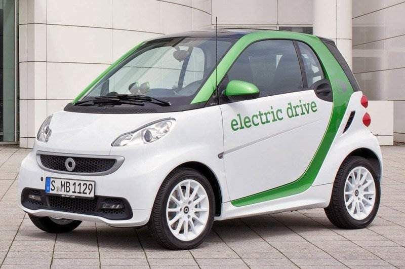 smart fortwo electric drive elektro smart f r jeden ab 2012 elektroauto. Black Bedroom Furniture Sets. Home Design Ideas