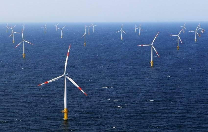 windkraft offshore-windpark