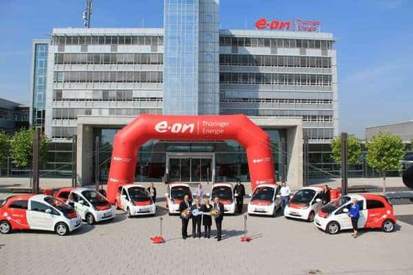 e-on i-miev test