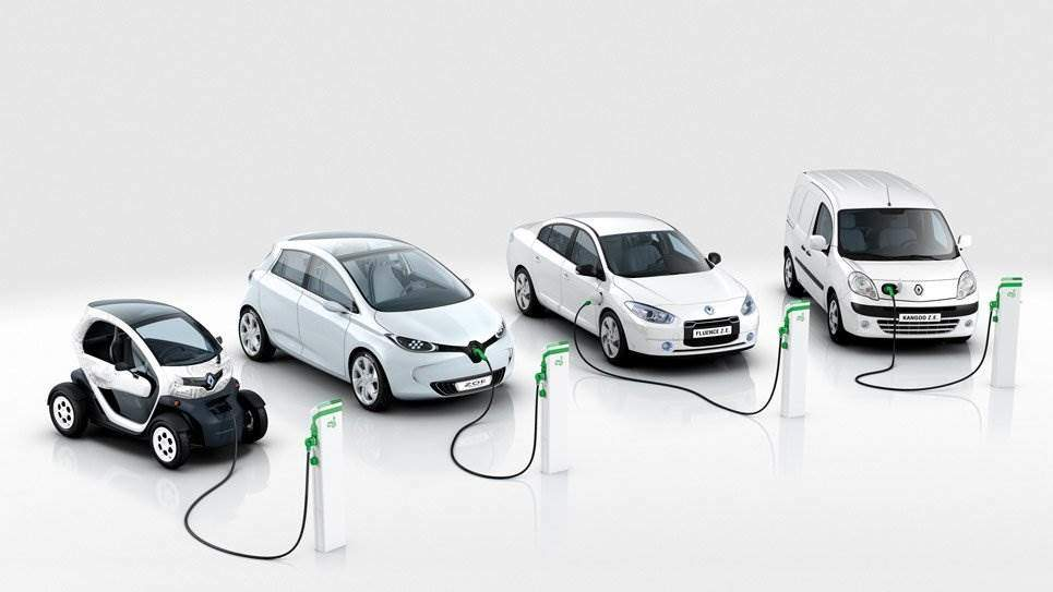Renault-ZE-modelle