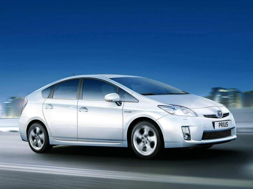 toyota prius hybridauto der ersten stunde in 3. Black Bedroom Furniture Sets. Home Design Ideas