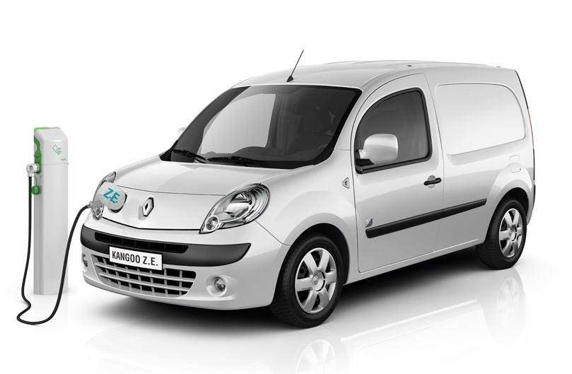 renault kangoo z e maxi z e elektro transporter f r die city elektroauto. Black Bedroom Furniture Sets. Home Design Ideas