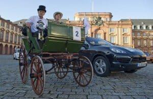 Bertha Benz Challenge 2011
