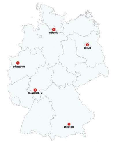 Mia Electric Tourt Im Sommer Durch Deutschland