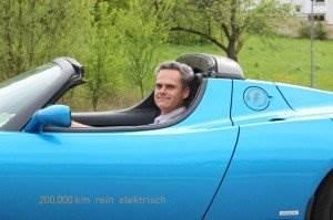 Freiherr von Gemmingen Tesla