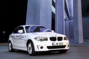 BMW ActiveE 2012