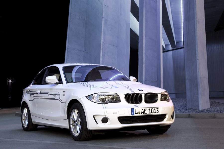 BMW ActiveE 2012