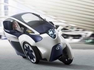 Toyota i-ROAD-2013
