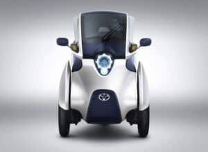 Toyota_i-ROAD-front