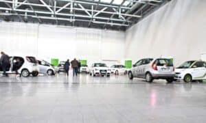 i-Mobility 2012 Besucher