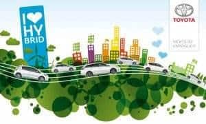 Toyota Hybrid Roadshow