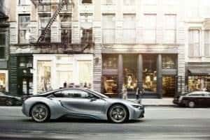 BMWi8-city
