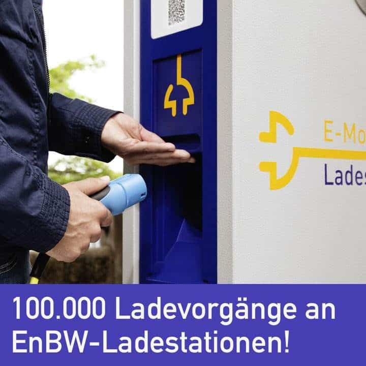 EnBW-Ladesituation