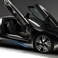 BMW i8 Elektrofahrzeug
