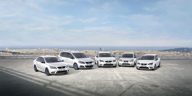 SEAT Elektrofahrzeuge - Elektroautos