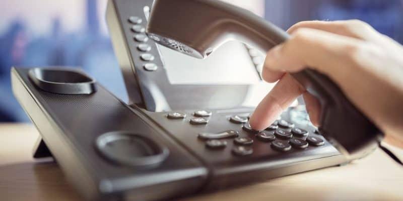 Telefon-Hotline für Kaufprämie geschalten