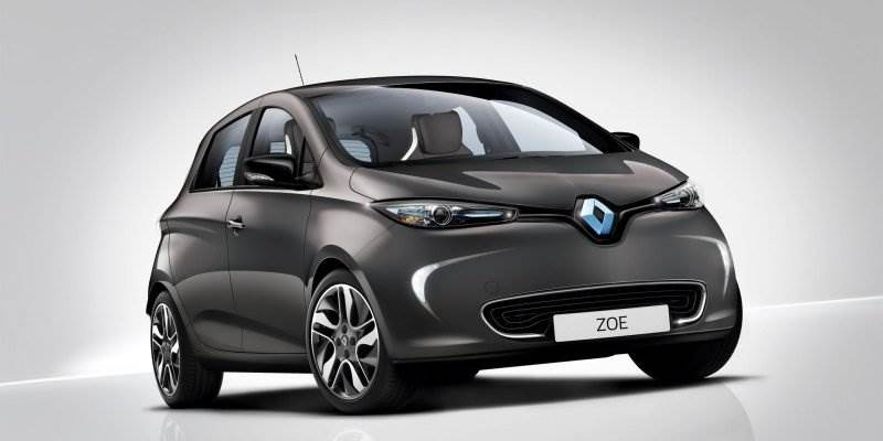 2016 Renault ZOE Swiss Edition limited-edition