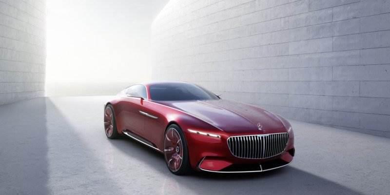 Vision Mercedes-Maybach 6 (1)