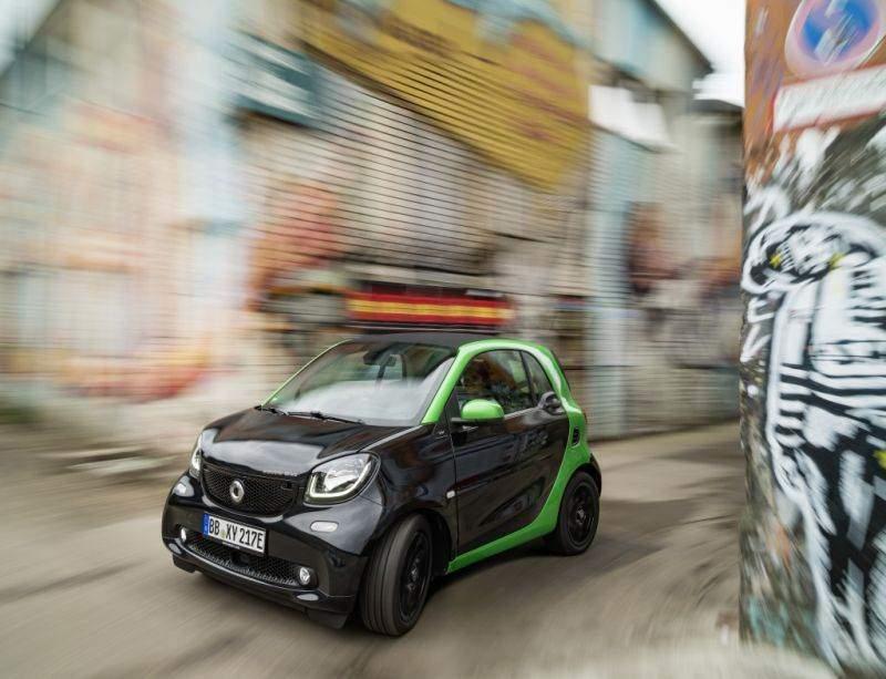 Daimler AG | smart
