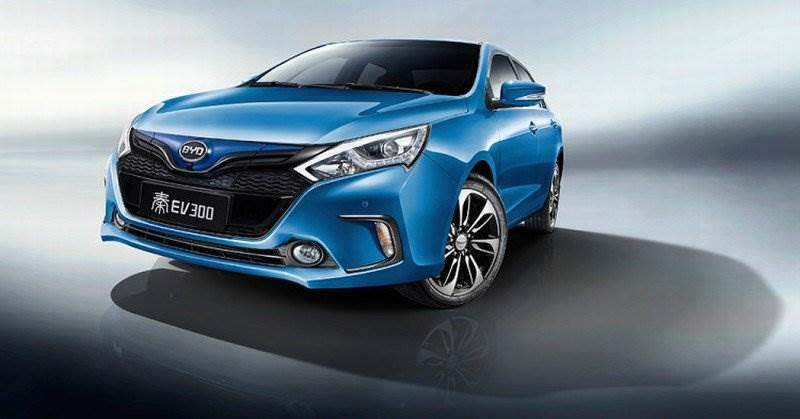 Image Result For Chinese Electric Car Byd