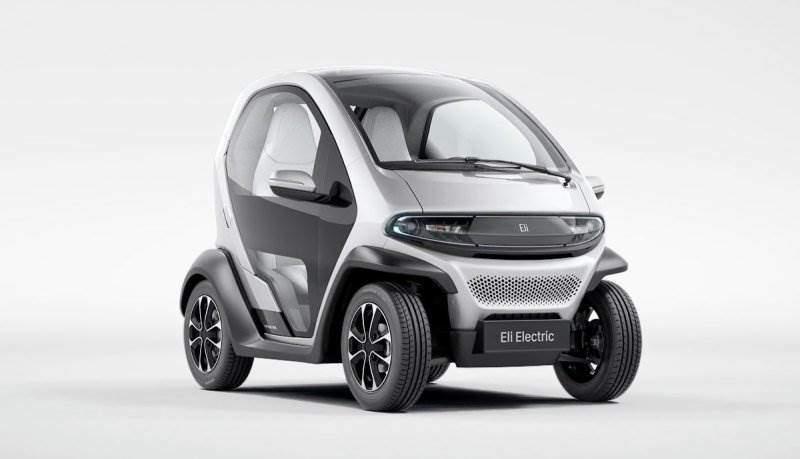 Eli Electric Pr 228 Sentiert Kleinst Elektroauto Zero