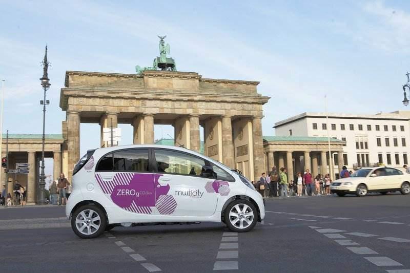 multi city mobilit tskonzept f r berlin und ganz deutschland elektroauto. Black Bedroom Furniture Sets. Home Design Ideas