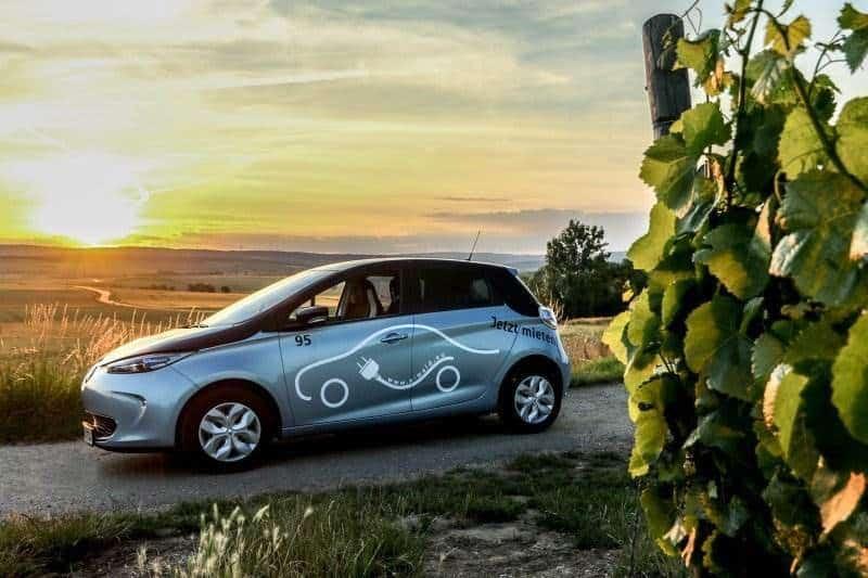 E-Wald Carsharing - rein elektrisch unterwegs | Elektroauto-News.net