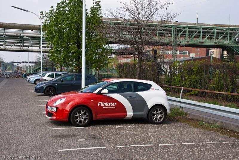 Flinkster Deutsche Bahn