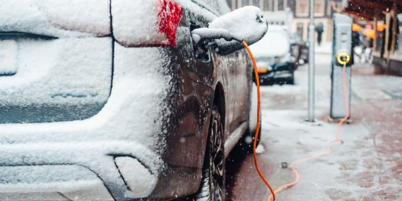 Elektroauto Laden Winter so geht's