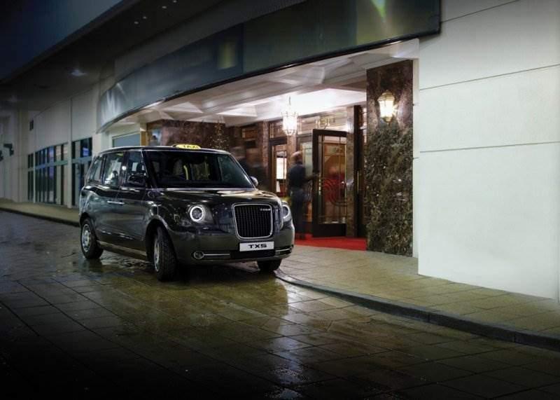 Symbolfoto   The London Taxi Company