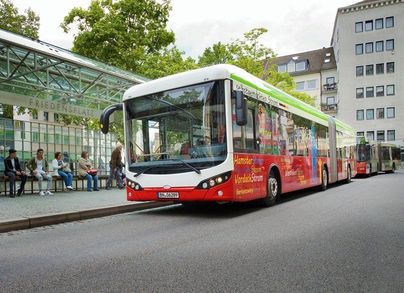 Symbolbild | Sileo E-Bus S18