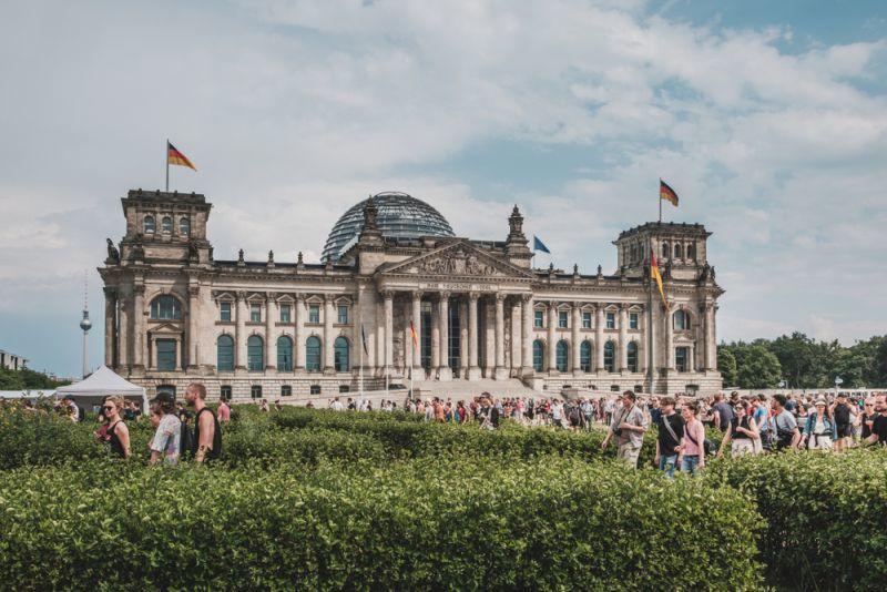 Bundestag verabschiedet Carsharing Gesetz
