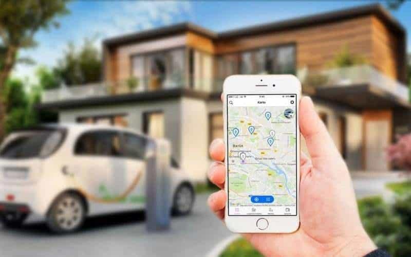 Share&Charge: Airbnb für Ladestationen