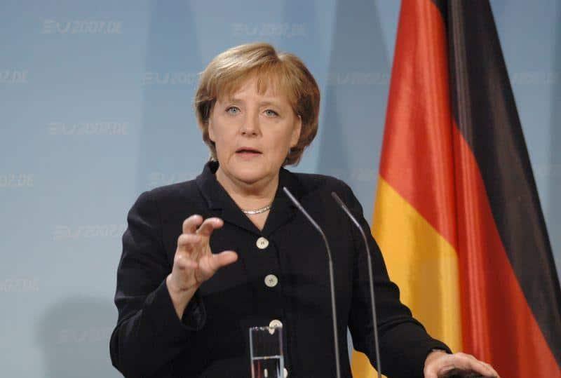 Merkel Produktion von Batteriezellen in Deutschland sinnvoll