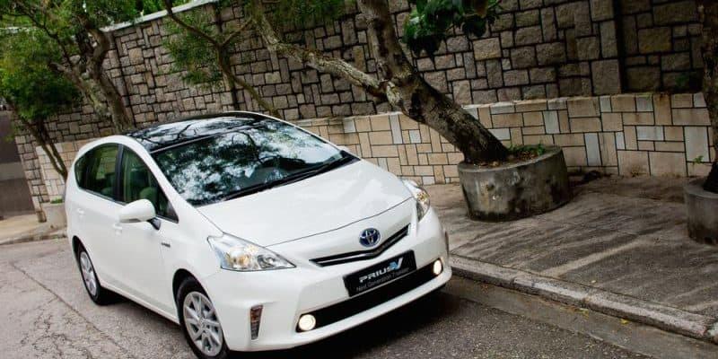 Toyota Prius umweltfreundlichste Auto