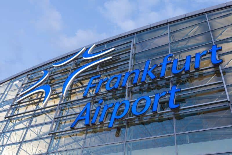 SLAM Schnellladestationen am Frankfurter Airport