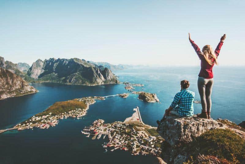 Norwegen bei Alternativen Antrieben vorne mit dabei