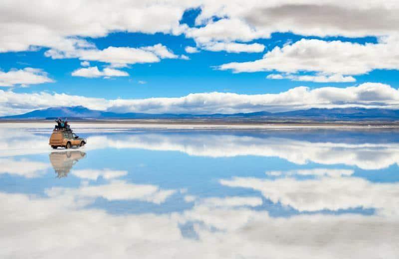 Bolivien investiert in Lithium-Abbau