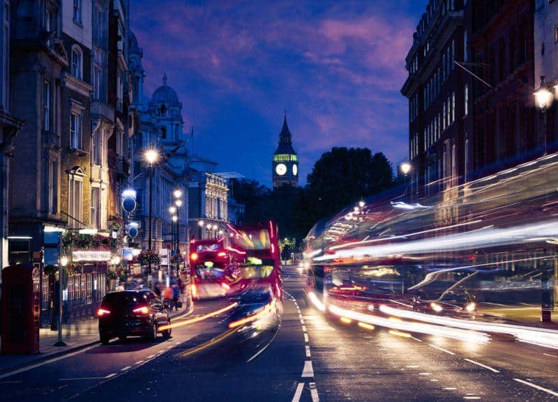 Verkaufsverbot für Verbrenner in Großbritannien