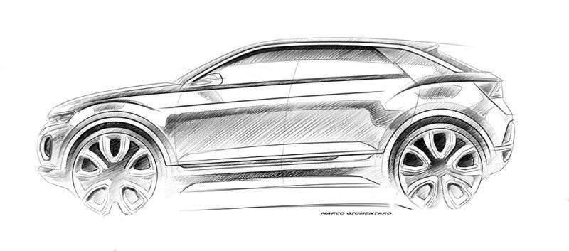 Volkswagen Soll Bis 2020 Zwei Elektrische SUVs Auf Den