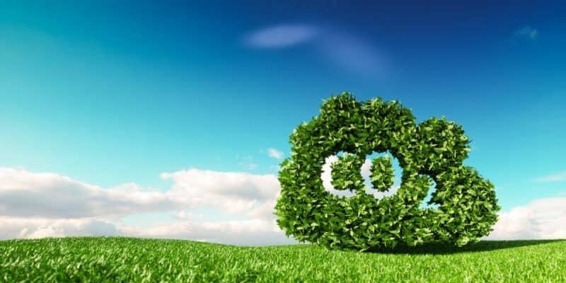 CO2-Emissionen gestiegen