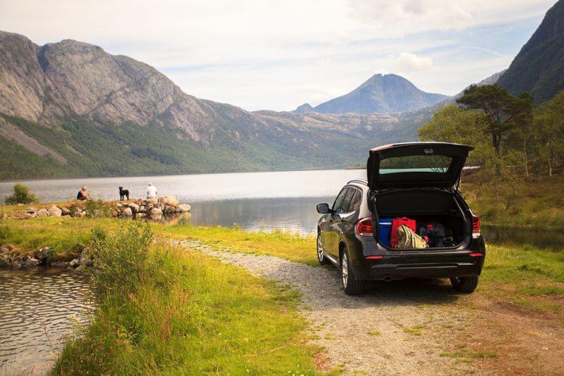 Meisten Autos sind in Norwegen mit Alternativem Antrieb unterwegs