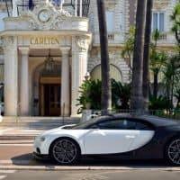 Bugatti Chiron wird elektrifiziert