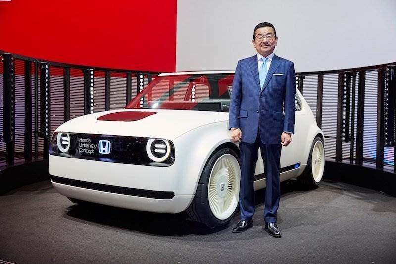 Honda Will Komplette Modellpalette Elektrifizieren Elektroauto